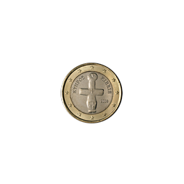 1 euro 2008 Malta