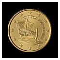 50 centów 2008 Malta