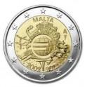 2 euro 2012 Malta 10 lat Euro