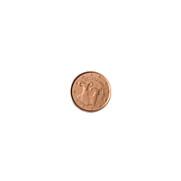 1 cent 2009 Cypr