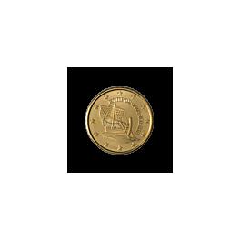 10 centów 2008 Cypr