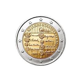 2 Euro 2005 Austria 50-ta rocznica Austriackiego Traktatu Państwowego