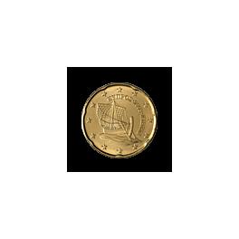 20 centów 2009 Cypr