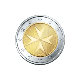 2 euro 2010 Malta
