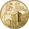 65. rocznica Powstania Warszawskiego