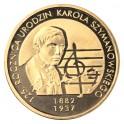 125. rocznica urodzin Karola Szymanowskiego